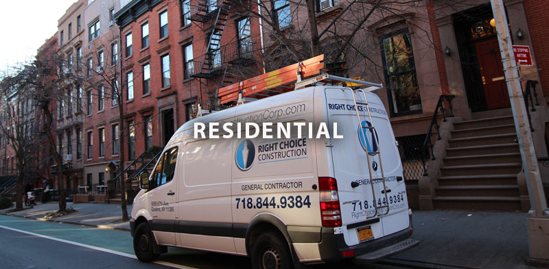 NYC General Contractor - Residential and Commercial
